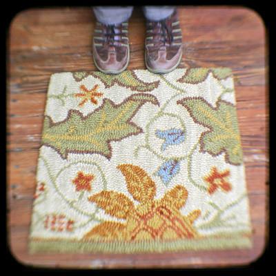 rug sample