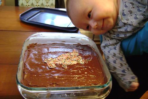 Emerson's cake