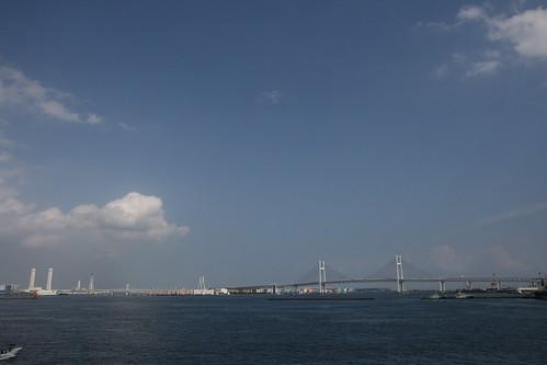 横浜ベイブリッジ by RafaleM