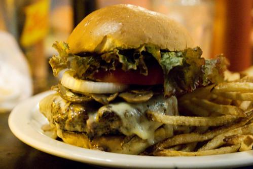 burger assembled