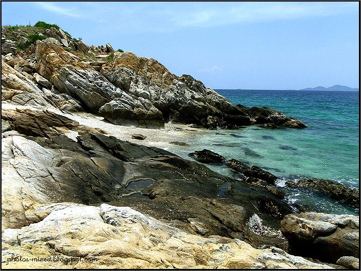 Koh Man Wichai Island , Pattaya