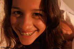 Como o nascer do sol (falesiamarinho) Tags: morning summer orange sun sol girl smile kid bed adolescente laranja teen laugh teenager garota vero sorriso cama menina ouro simpatia manh teeths dentes risada aparelho