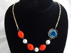 Yankee Girl Necklace