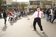 Estudiantes x Educación fotos Nico Véliz
