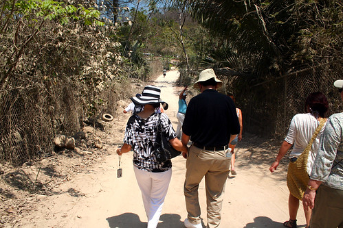 Puerto Vallarta - City and Tropical Jungle Escape Tour - MANDATORY 'Nature' Walk Begins