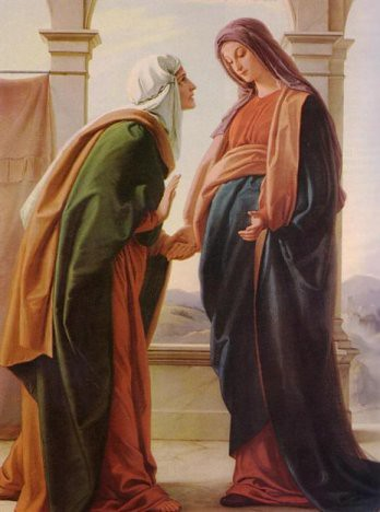 Feast day of the Visitation