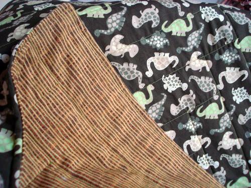 dino blanket