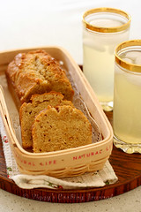 Almond and Orange Blossom Cake (Pig-gy) Tags: cake almondmeal orangeblossomwater