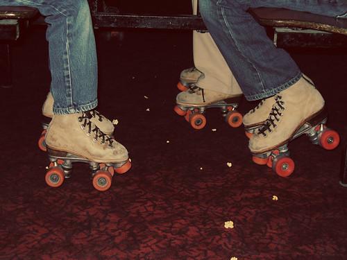 roller disco redux