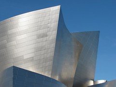 disney hall exterior close up 5