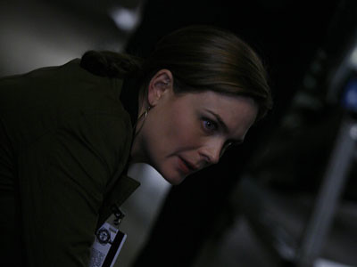 4x08 - The Skull in the Sculpture by Bones Picture Archive.