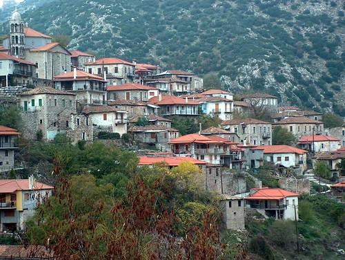Πελοπόννησος - Αρκαδία - Δήμος Δημητσάνας Δημητσάνα