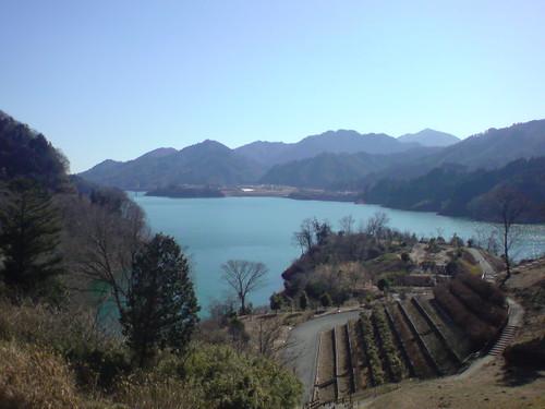 宮ヶ瀬湖@ トレーニング
