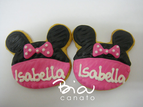 """Minnie """"rosa"""""""