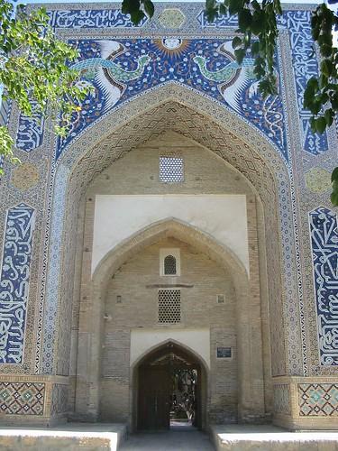 Wonderlijke medressa op Leib-i-Jauz
