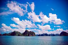 Halong bay - a Sunny day