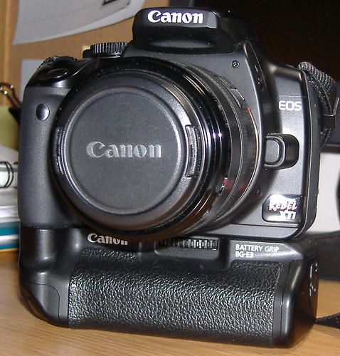 This is my camera. There are many like it but this one is mine.
