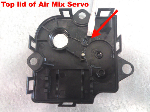 Air mix problems with heater | Toyota Nation Forum