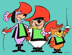 Ode to Hanna Barbera Dogs: Yippee, Yappee, Yahooey (slappy427) Tags: jonnyquest spaceghost scoobydoo 1970s flintstones jetsons muttley yogibear bettyrubble huckleberryhound fredflintstone barneyrubble hannabarbera johnnyquest topcat peterpotamus saturdaymorningcartoons wilmaflintstone 1960s quickdrawmcgraw laffalympics pebblesandbammbamm dinoflintstone yippeeyappeeyahooey