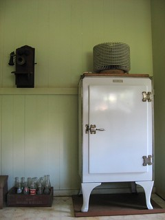 Vintage 1927 GE Refrigerator