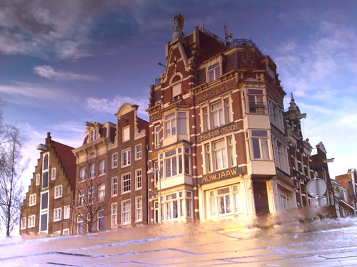 Reflections Of Amsterdam - The Fata Morgana