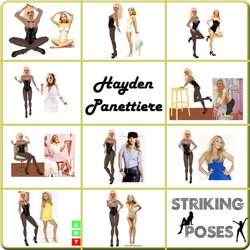 Hayden Panettiere Fatpack