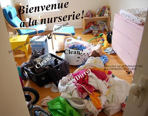 Simone's room