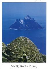 Skellig Rocks, Kerry