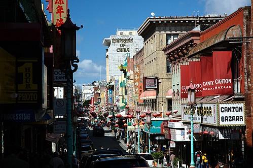 Chinatown, SFCA
