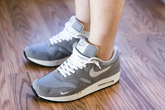 Nike Air Max 1 Mesh '99 (sling@flickr) Tags: shoes hobby sneakers trainers collection sling sneaker addiction collect collector sneakr slingflickr