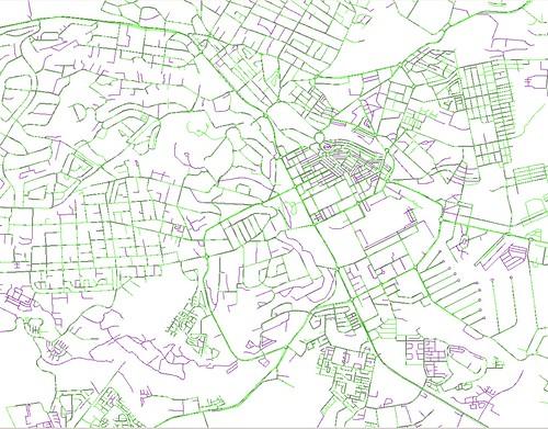 Kenya MapMaker vs OpenStreetMap-3