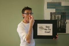 Help Michigan's Children Breathe Easier (Ecology Center) Tags: nocoal