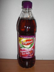 Lipton Superberries Granatapfel (Like_the_Grand_Canyon) Tags: ice soft tea drink sweet beverage pop iced soda eis tee fizzy