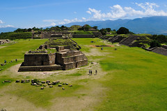 HOM_3196 (rvsuzan) Tags: trip viaje mexico oaxaca pyramids monte piramides zona alban zone montealban archeological arqueologica