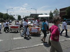 Street Vendors on the Move! (Chicago Workers Collaborative) Tags: street chicago workers right tamales s