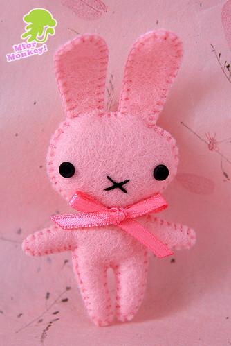 MforM Pink Bunny