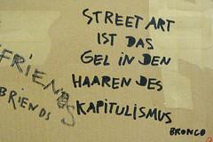 Streetart (mitue) Tags: streetart berlin bronco neukölln papergirl altepost nks