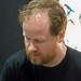 Joss Whedon signing at the Dark Horse Comics booth at San Diego Comic-Con International