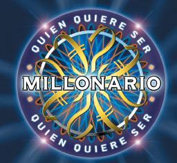 logo del programa de television quien quiere ser millonario