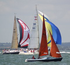 Yacht Racing (keepinsidethelines) Tags: isleofwight cowesweek yachtracing