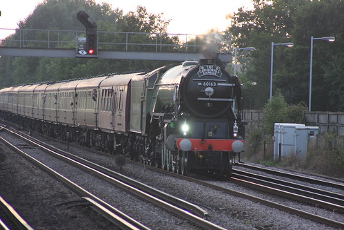60163, Tornado at Headcorn. 15th August 2009