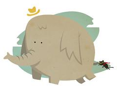 Benavidez, el elefante que, a pesar de vender repuestos truchos en warnes, eleva su espírutu al cielo los sábados a la tarde (medialunadegrasa) Tags: en de la los al juan tag carlos tags cosas que textures un gato otras cielo childrens su characters animales aca viva vector tarde ilustracion vender elefante peron pesar eleva warnes ericisthebest benavidez repuestos sábados truchos agrego espírutu