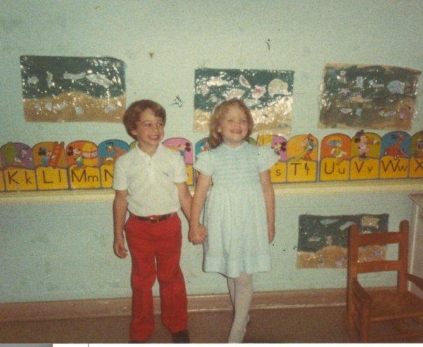 Hillary and Josh preschool