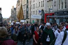 Clan MacLaren on The Clan Parade - The Gathering