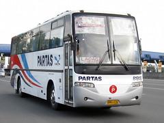 Partas (Chkz) Tags: bus trans hino awa 436  partas  81918 selega p11c ru2p  chokz2go