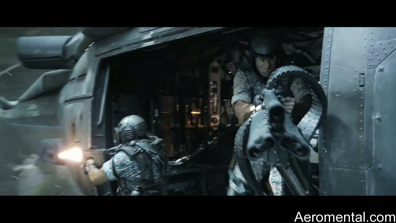 película Avatar soldados