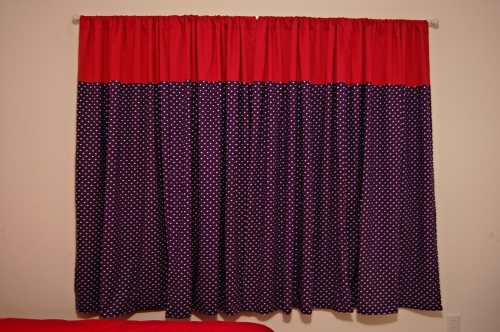 Girls Curtain
