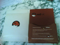 Red Hat 7 Linux Antique OS