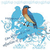 Happiness-can-be-found-in-the-reflection-of-your-bluebird