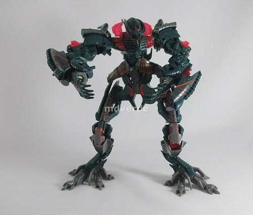 Transformers The Fallen RotF Voyager - modo robot